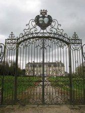 Brama ogrodzeniowa